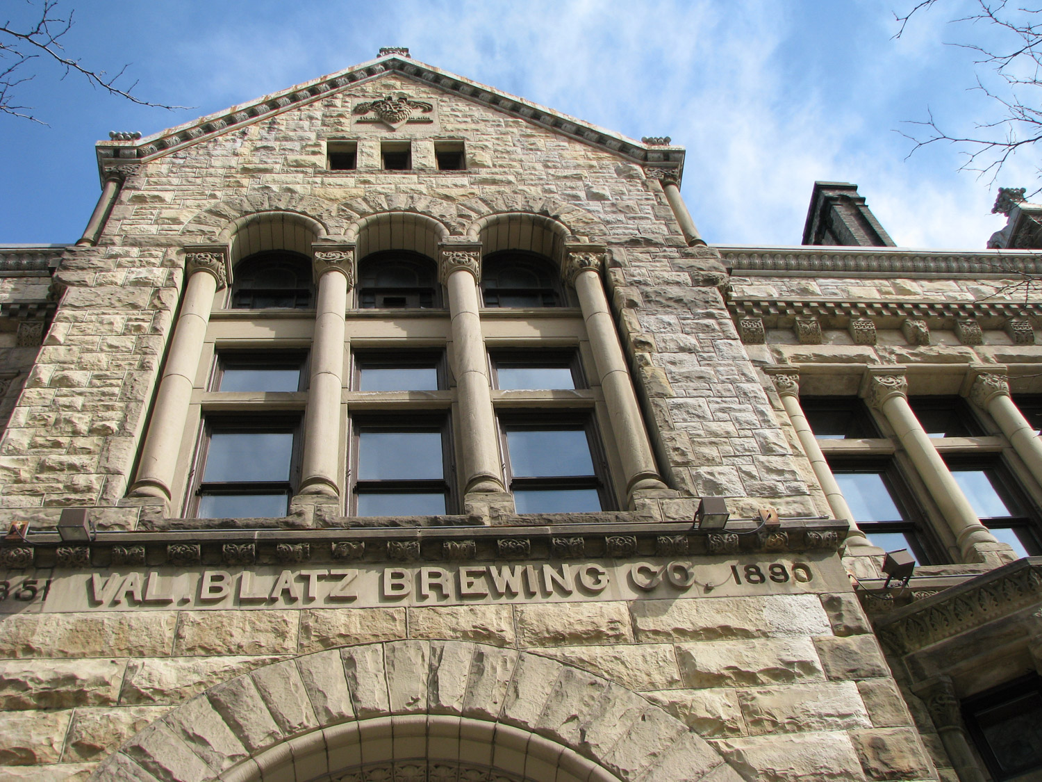 The Blatz office building, now part of MSOE, today. Photo credit: MSOE.