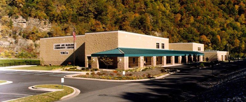 The Larry Joe Harless Community Center