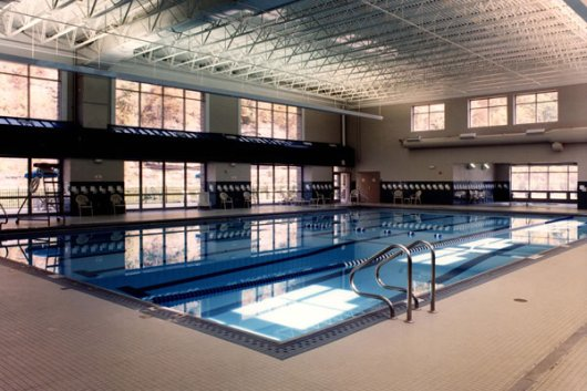 The center's pool