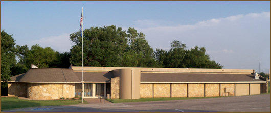 The Cherokee Strip Museum