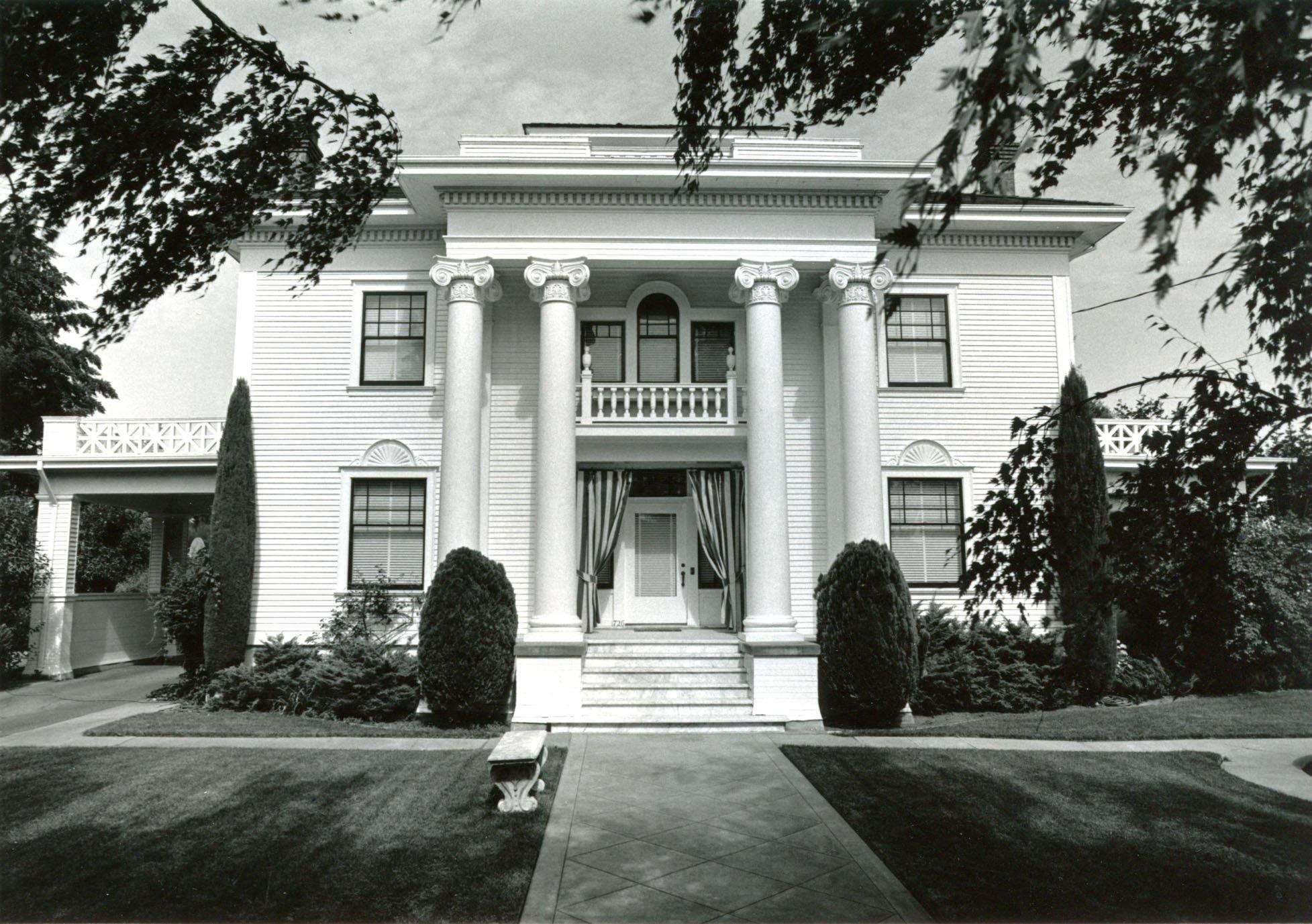 Passalaqua house.
