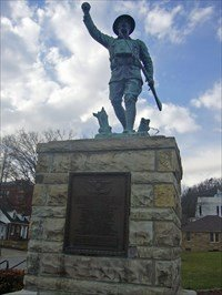 The Doughboy Statue