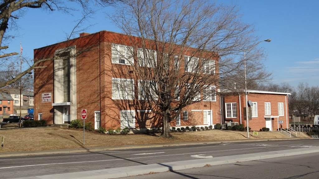 Douglass High School operated at this location until 1967