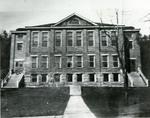 The original Morehead Normal School.