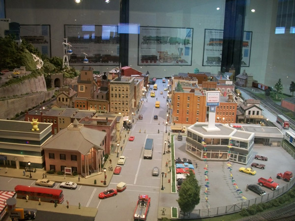 Model Trains Exhibit