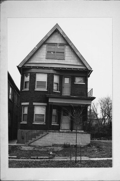 Brewer's Hill house. Photo credit: Wisconsin Historical Society