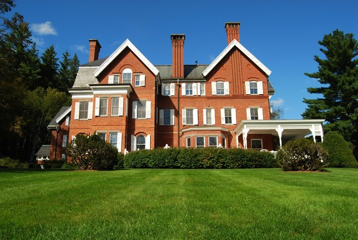 The Marsh-Billings House was designated a National Historic Landmark in 1967.