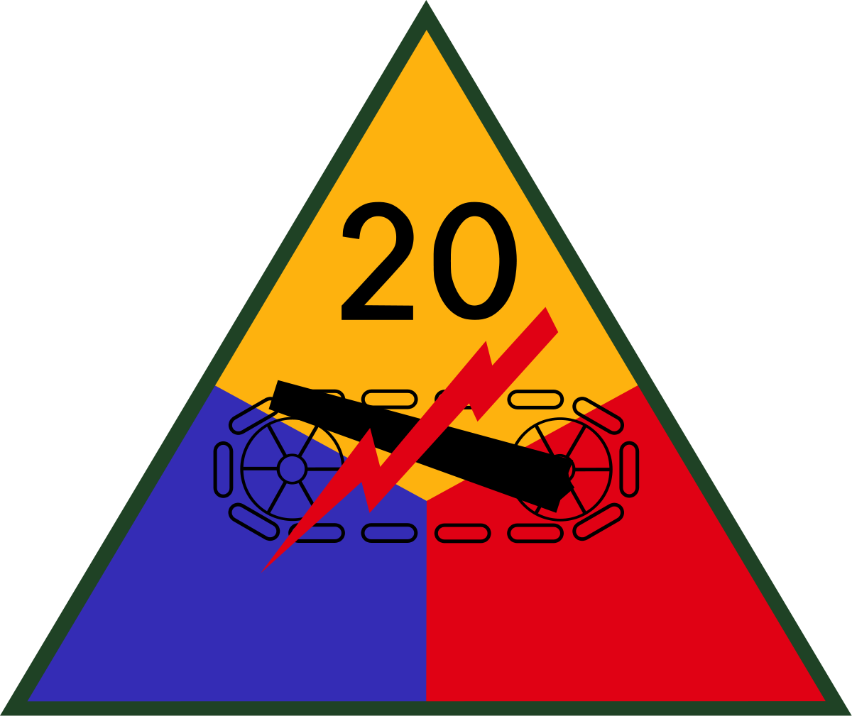 20th Armored Division
