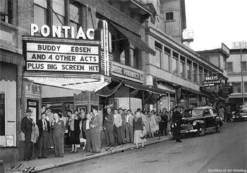 Pontiac Theatre (undated)