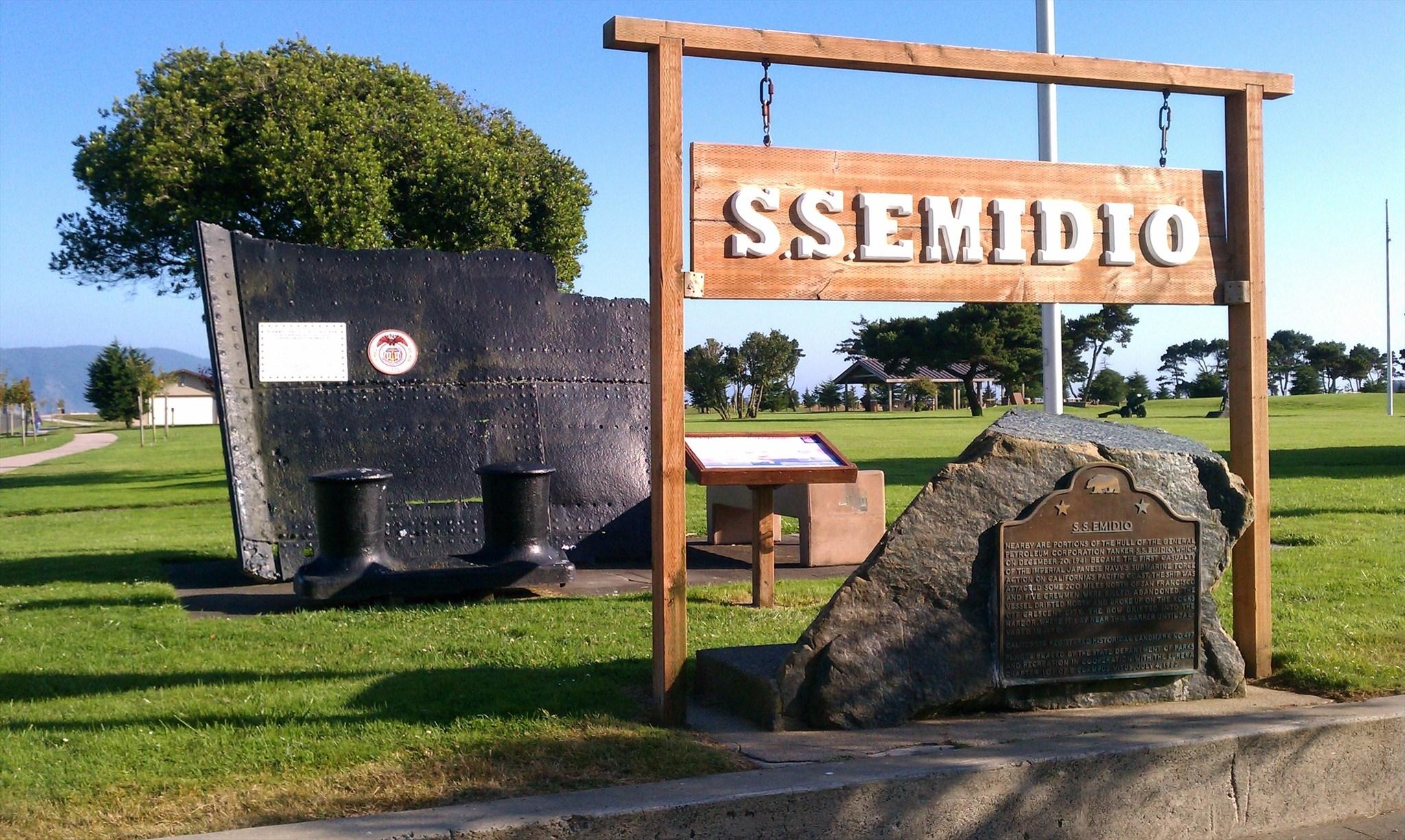 The S.S. Emidio Memorial