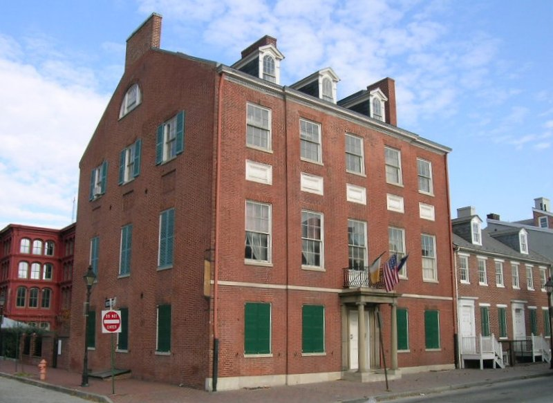 The Carroll Mansion