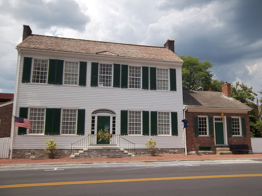 McDowell House Museum today