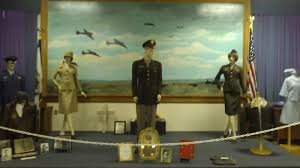 Display at Mercer County War Museum