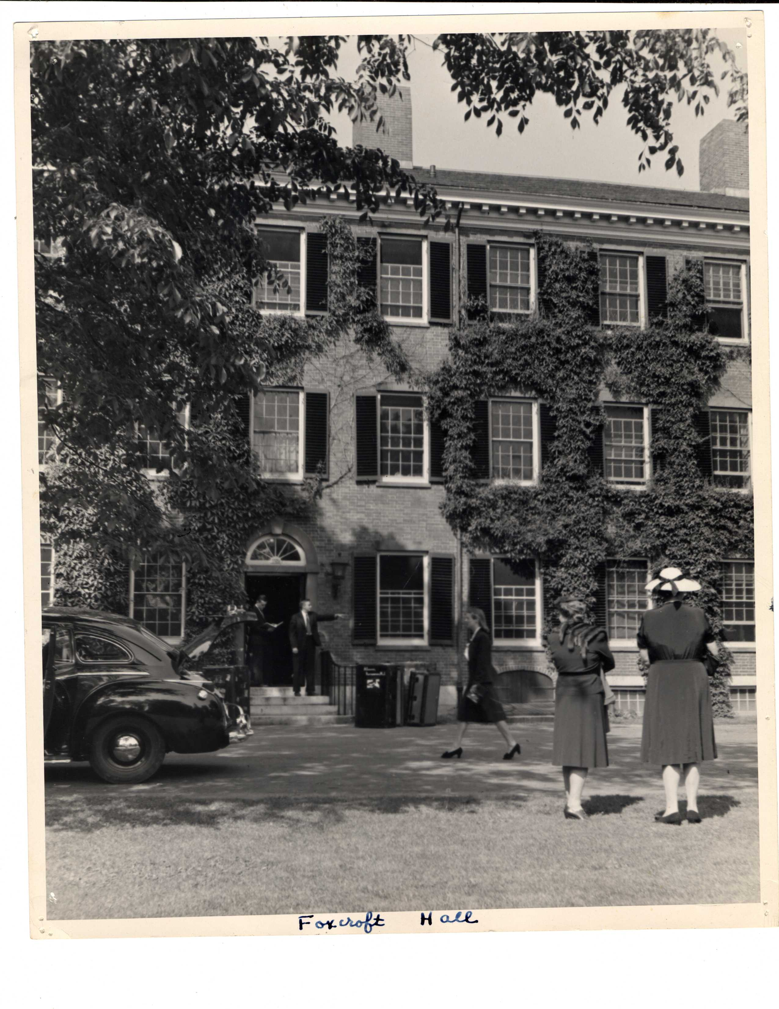 Foxcroft Hall