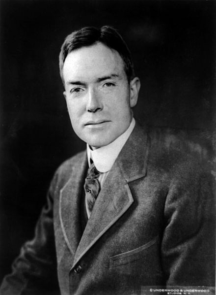 Portrait of John D. Rockefeller, Jr. (1874-1960). Rockefeller was instrumental in establishing and funding The Cloisters.