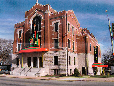 Scottish Rite Temple in 2009 after becoming the 7th St Casino