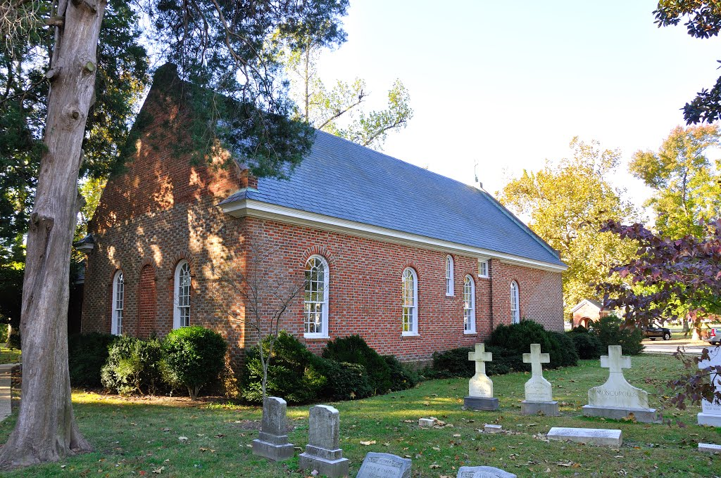 Old Donation Church