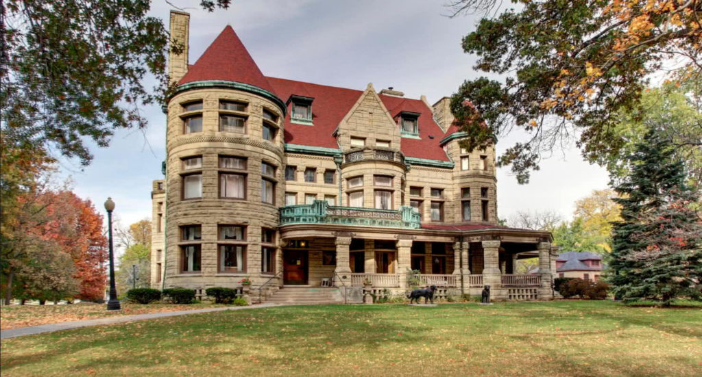 The Newcomb-Stillwell Mansion and Quincy Museum