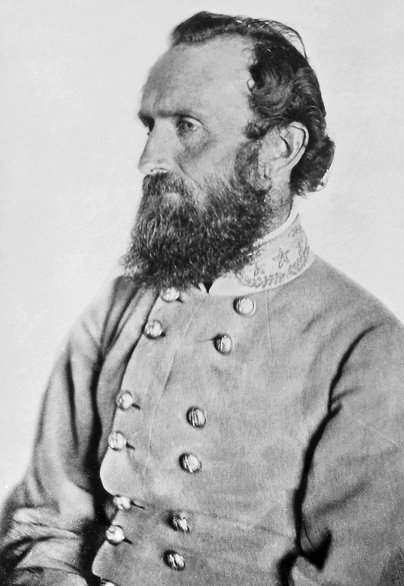 "CSA General Thomas ""Stonewall"" Jackson"