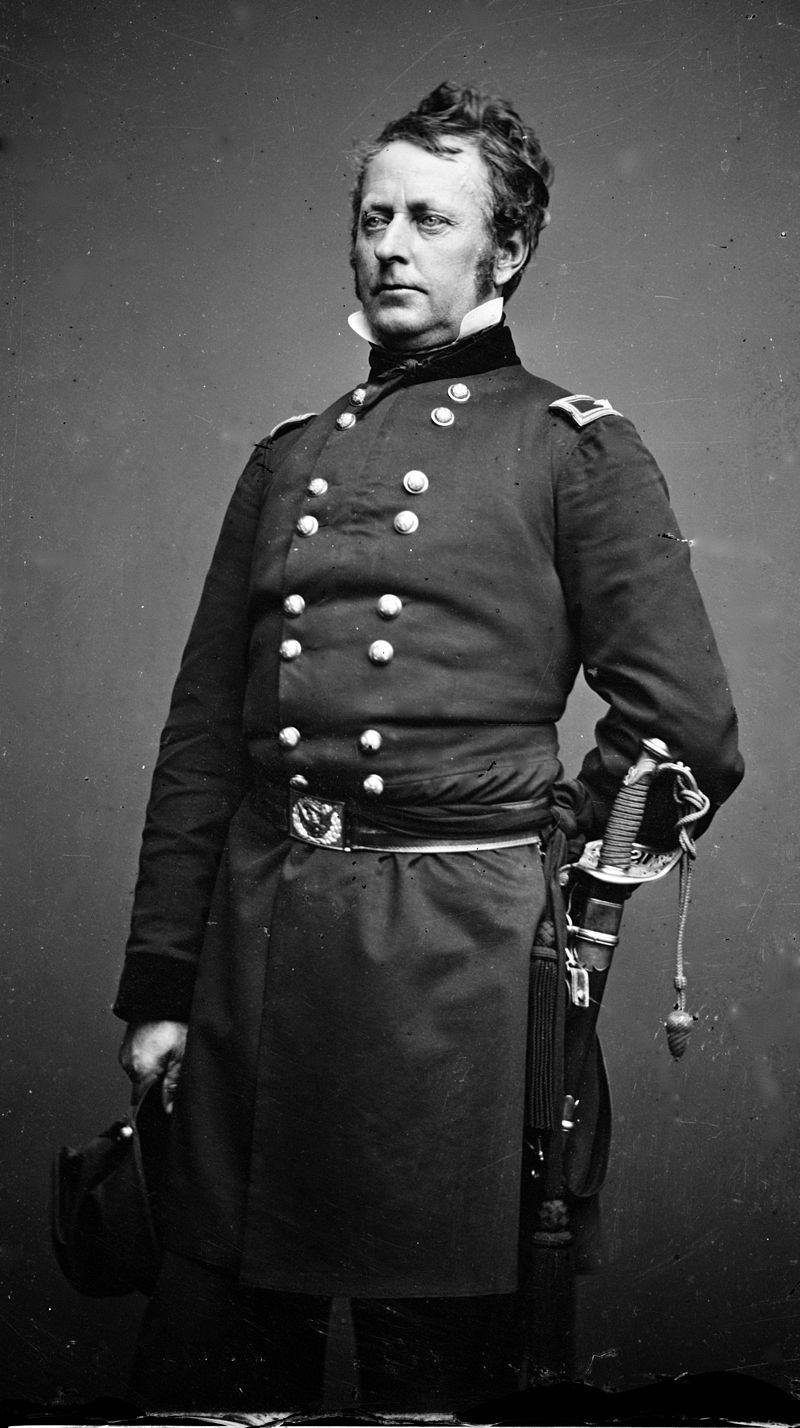 Union General Joseph Hooker