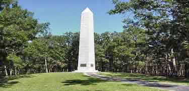 Kings Mountain Monument