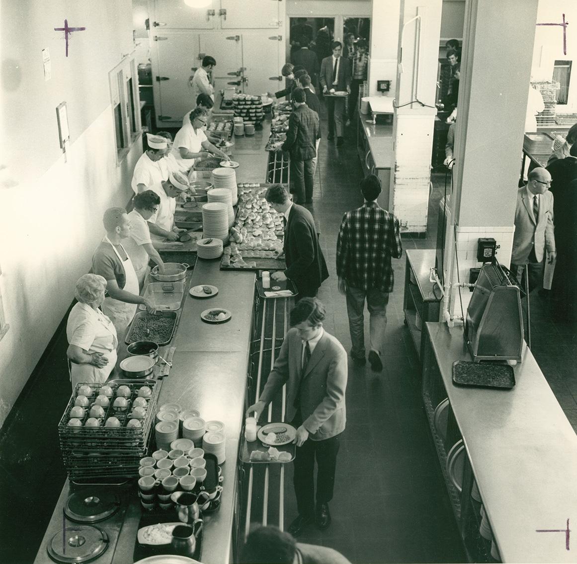 Commons, circa 1970