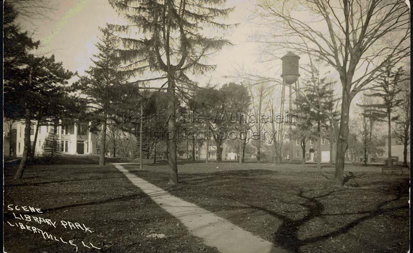 Cook Park, after 1920