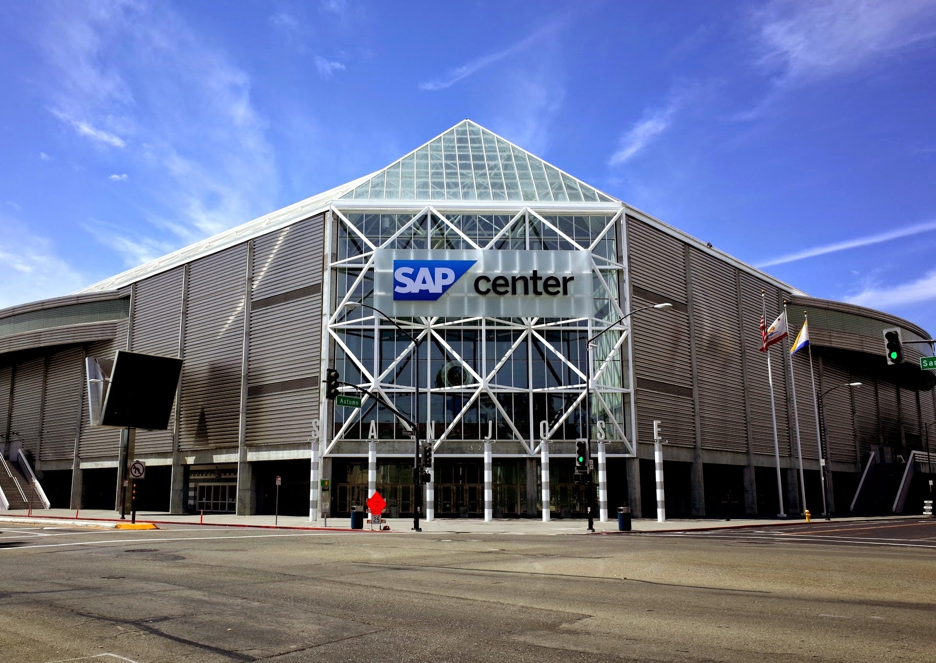 The SAP Center