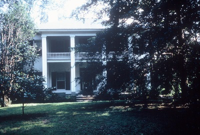 Wilson House in the 1960s