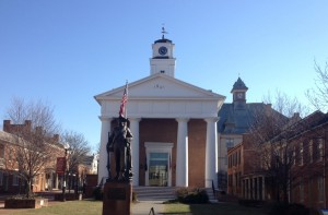 Fredrick County Courthouse