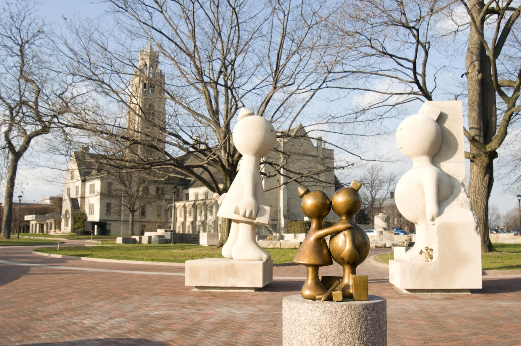 Sculpture, Statue, Art, Architecture