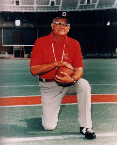 Coach Hayes in 19