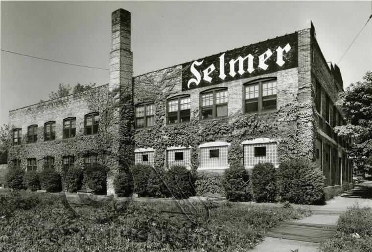 Conn-Selmer Factory c. 1950