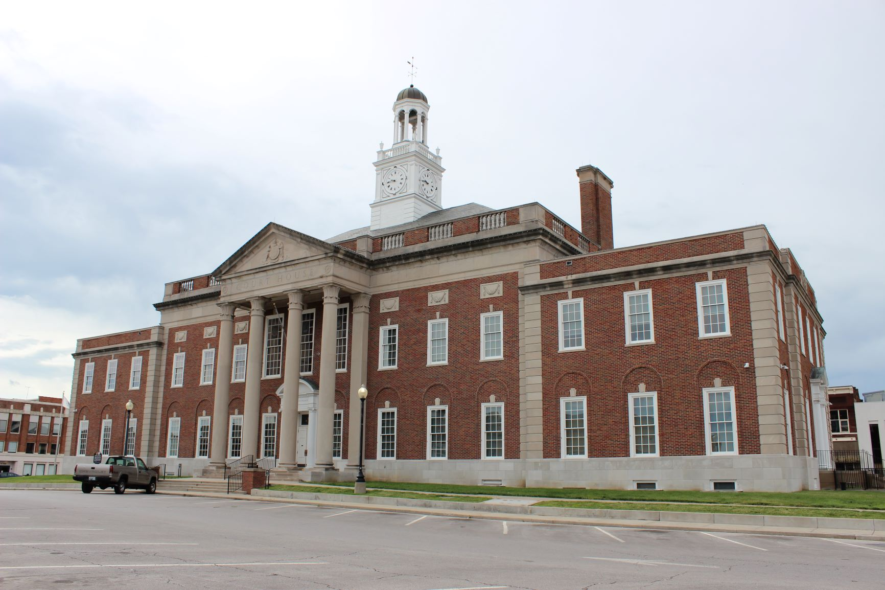 Historic Truman Courthouse