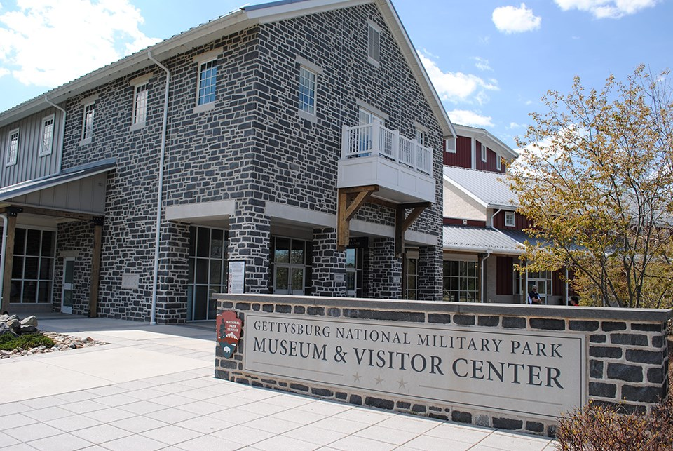 Museum & Visitor Center, Established April 2008
