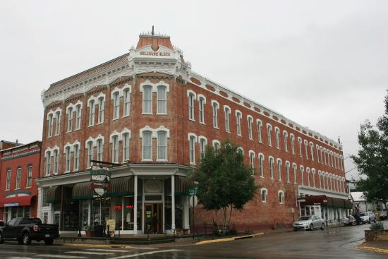 Leadville's delaware Hotel dates back to 1886