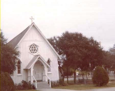 Church at its third location at 610 Florida Boulevard in Neptune Beach.
