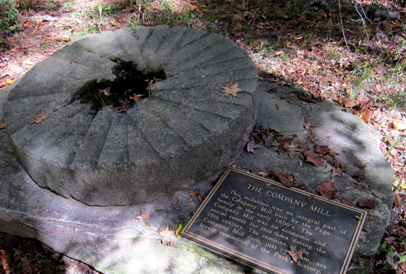 The Company Mill Marker