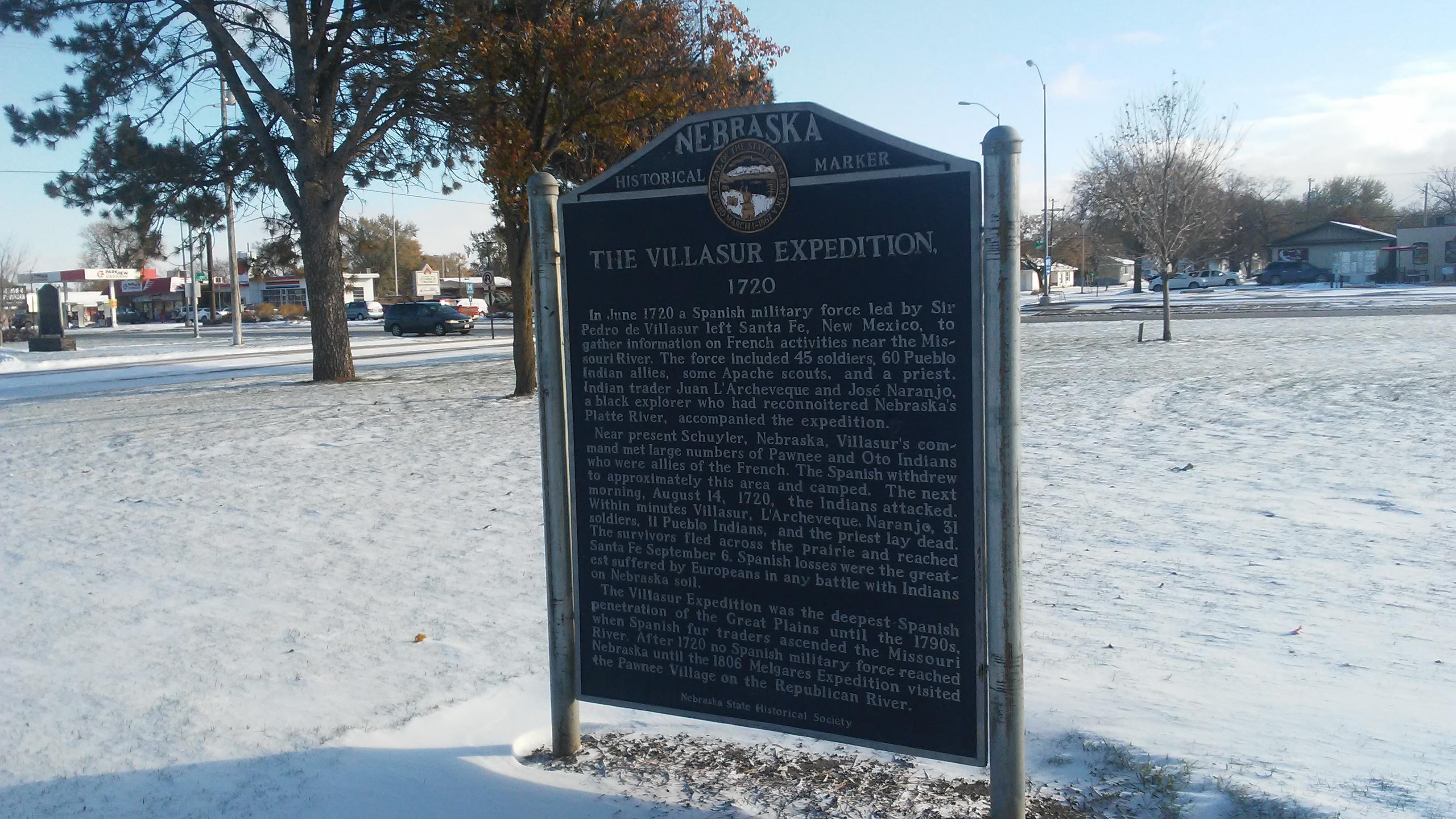 Nebraska Historical Marker 305