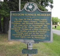 Memorial marker.