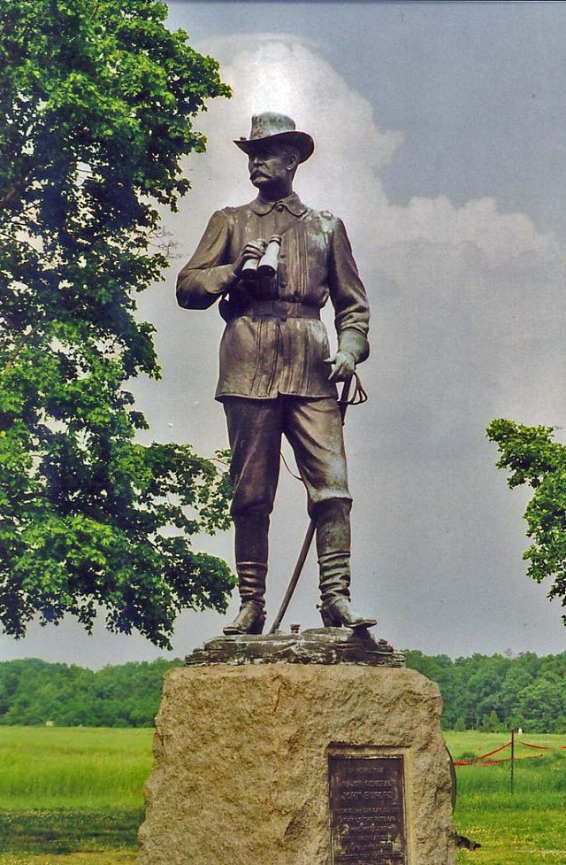 Statue of John Buford