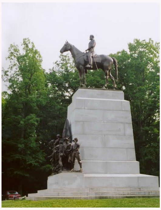 Picture of Virginia State Monument