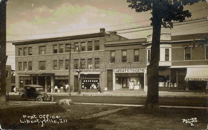 Liberty Theatre, 1915-1923