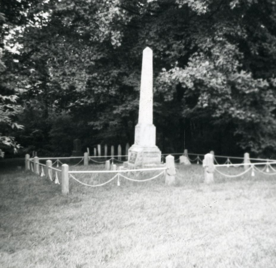 Cemetery at West Somers Methodist Episcopal Church.