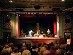 Mar-va Theater Inside