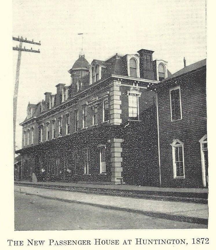 The original C&O depot