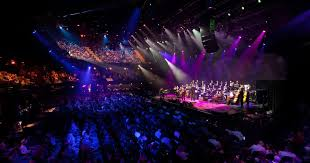 ACL Live at the Moody Theater has a full capacity of 2,750
