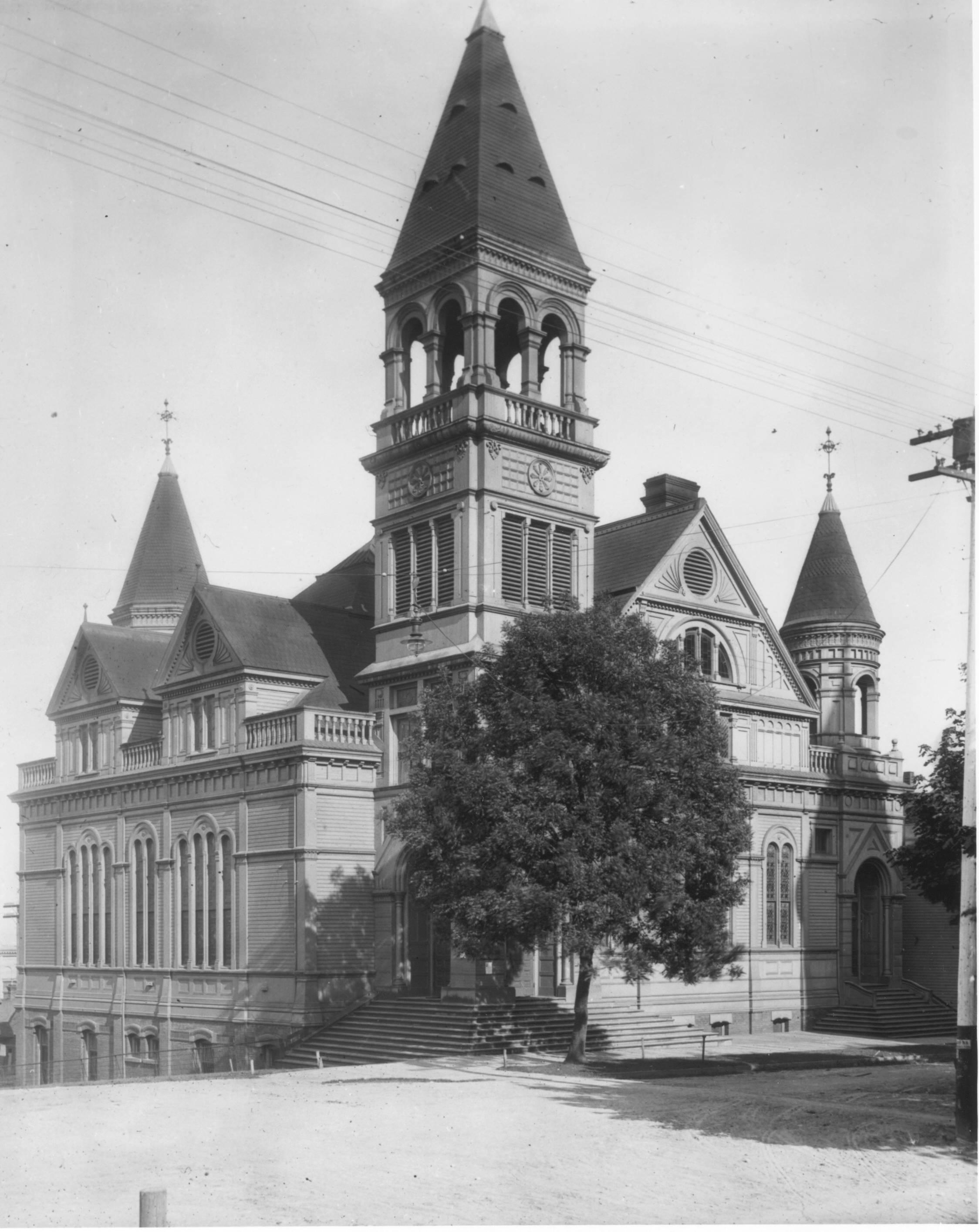 First Presbyterian Church (built 1890)
