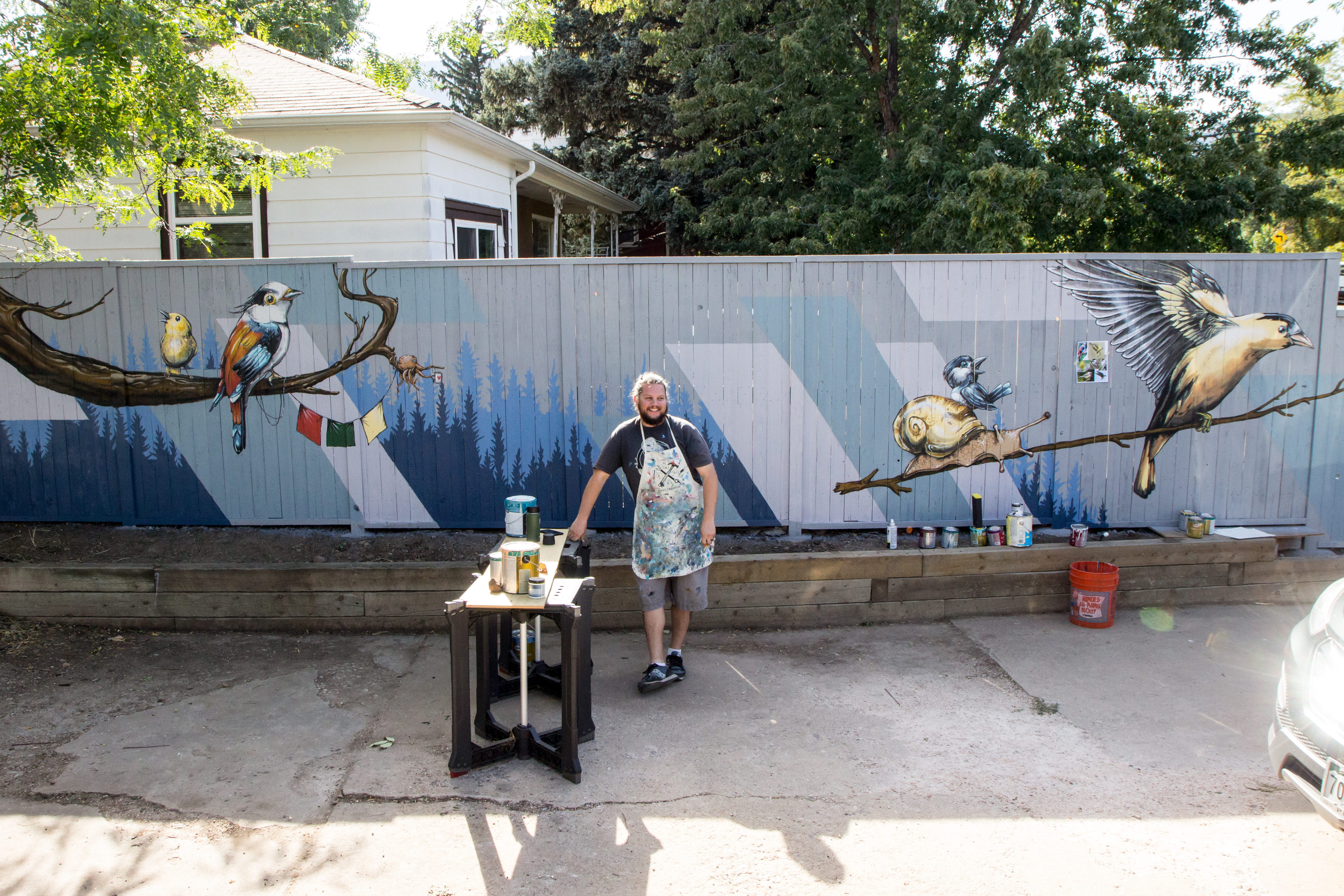 Mural by Patrick Maxcy