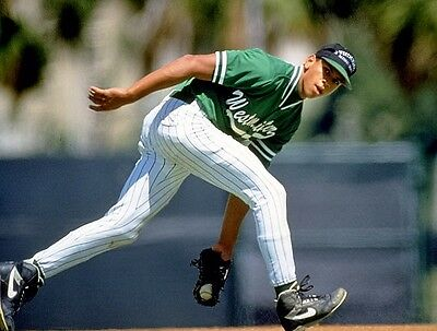 Alex Rodriguez fielding a ground ball